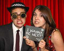 booking a photo booth in devon