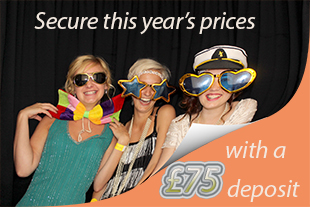 book a photobooth for entertainment