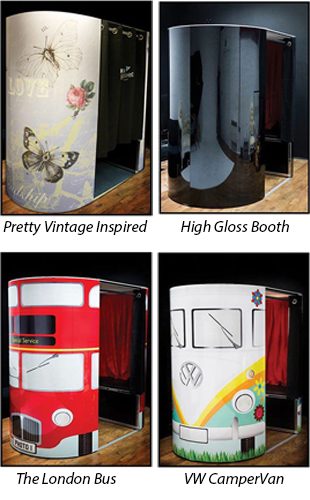 photobooth for entertainment
