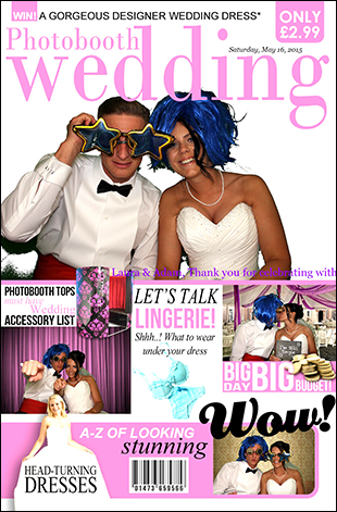 photobooth for wedding receptions