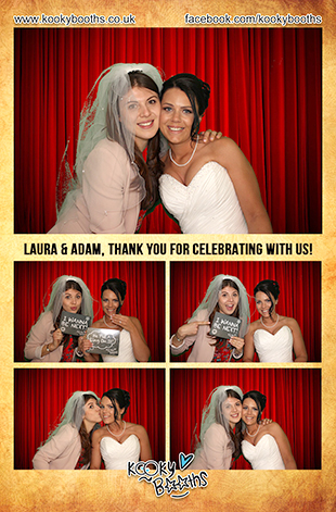 photobooth for weddings