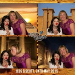 wedding photo booth lord haldon devon
