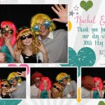 wedding reception photo booth hire exeter devon