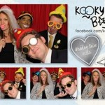 Saunton sands wedding photo booth hire