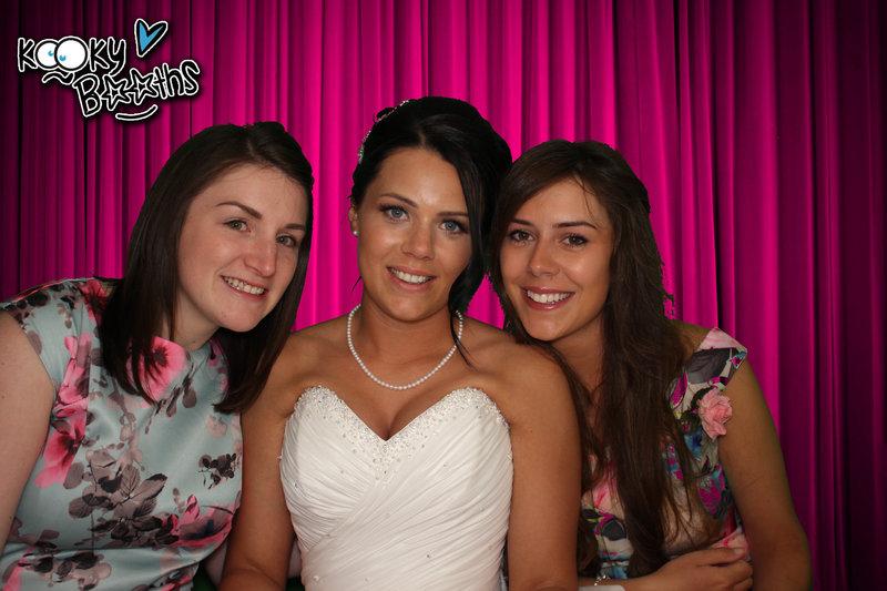 Wedding Reception Photo Booth Torquay Devon