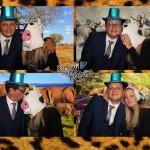 wedding reception photo booth fun exeter devon