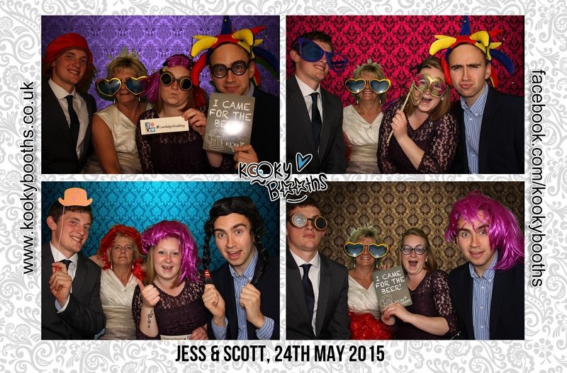 wedding photo booths for receptions