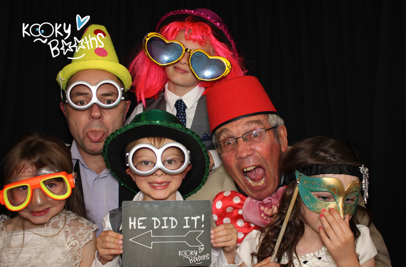 wedding photo booth deer park exeter devon