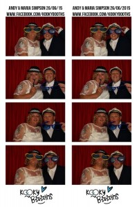 wedding photobooth exeter