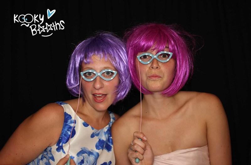 photo booth wedding reception exmouth devon