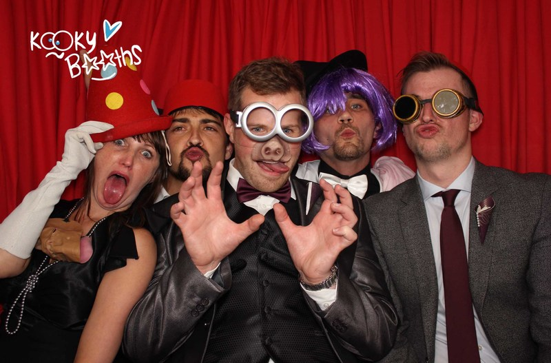 wedding video photo booth somerset