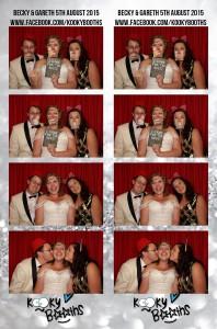 photo booth wedding somerset