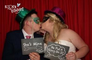 wedding photo booth Okehampton devon