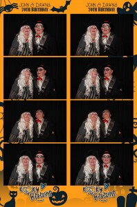 Photo booth Barnstaple Hotel Devon