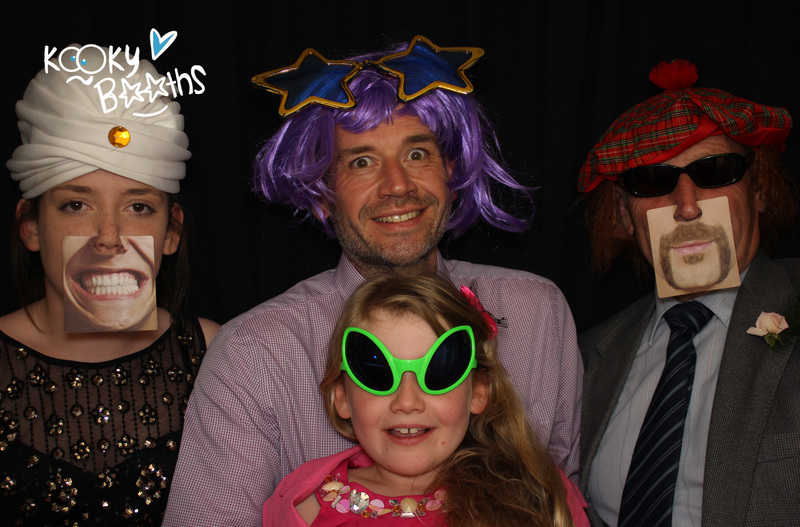 photo booth woodbury park exeter devon