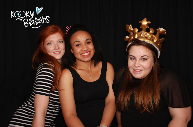 Photobooth Reed Hall Exeter