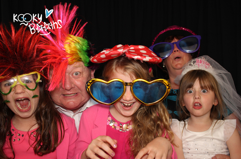 Photo Booth Woodbury Park Exeter