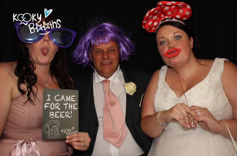 Photobooth woodbbury park exeter