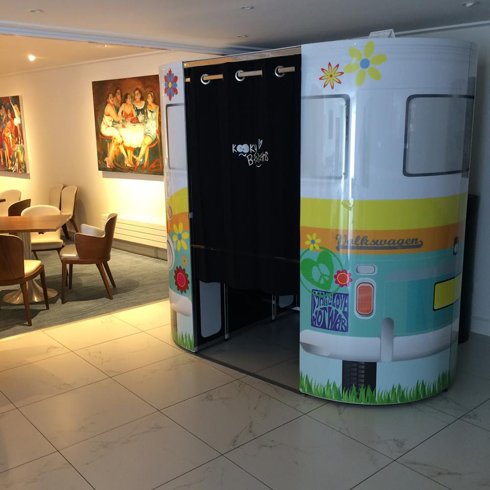 Saunton Sands Hotel Photo Booth