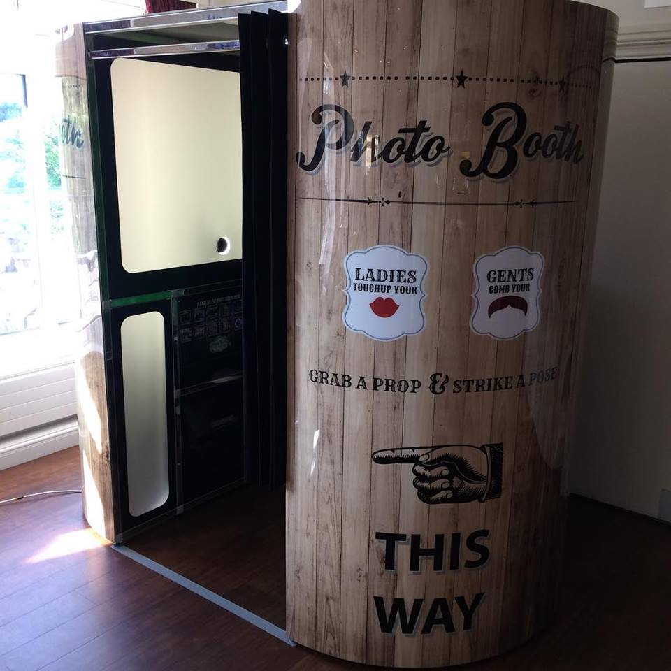 Wedding Photo Booth Hire Exeter